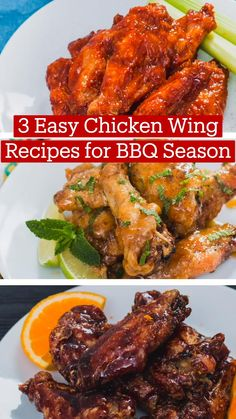 Easy Chicken Wing Recipes, Appetizer Recipes, Appetizers, Yummy Food, Tasty, Food Porn, Easy Meals, Cooking Recipes, Nutrition