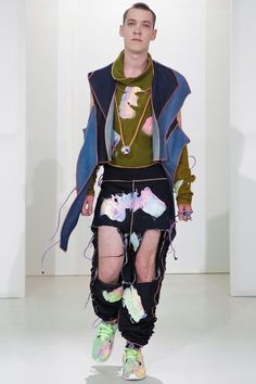 designer // Ferencz Borbala Upcycle, Punk, Design, Style, Fashion, Swag, Moda, Upcycling, Fashion Styles