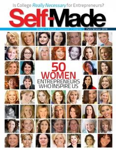 3 Commonalities of the 50 Women Entrepreneurs that Inspire Us 1.The belief that anything is possible 2.Fearless thought-leader 3.Enthusiastic lover of life.  Vicki Donlan