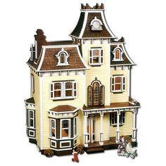 """Beacon Hill Dollhouse - Greenleaf Steel Rule - Toys """"R"""" Us"""