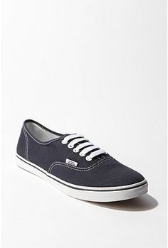a91f7c97d1 Vans Lo Pro Sneaker in Navy Pokerdot  30 My favorite casual day sneakers  with skinny jeans