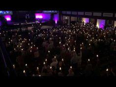 """Great Is Thy Faithfulness"" sung by hundreds of Asbury alumni at this year's reunion #asburyu #asburyreunion"
