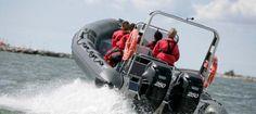 Bli med på båtturer i juli – Riverside ungdomshus