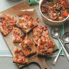 Tomato-Herb Focaccia
