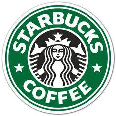 Pegatinas: Starbucks Coffee