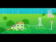 What is the Smart Grid? For the optimal utilization of renewable energy we need an optimized smart grid.