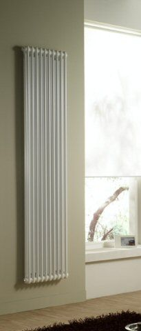 Mr Central heating - 1800H x 490W Two Column Vertical Radiator £154