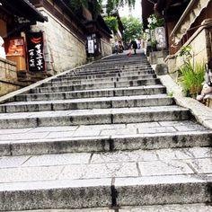 京都 #二寧坂 東山 早朝の京都