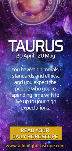 Get your Taurus daily horoscope May What awaits Taurus sign today ? Taurus Daily Horoscope, Horoscopes, Astrology, Check, Horoscope