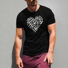 I Love Gun Pro Rights 2nd Amendment 100/% Cotton Men T-Shirt
