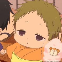 Gakuen Babysitters, Detroit Become Human, Baby Sister, Cute Stickers, Me Me Me Anime, Kittens Cutest, Cute Wallpapers, Haikyuu, Cute Pictures