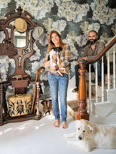 Sarah Gray Miller Upstate New York Home - Decorating with Collections - Country Living