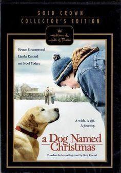 Hallmark+Christmas+Movies+DVD | ... Named Christmas (69th in Collection) - Hallmark Hall of Fame DVD Movie