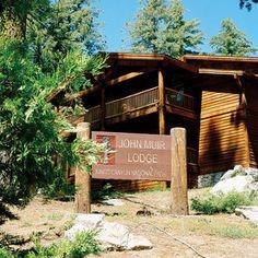 Kings Canyon lodge