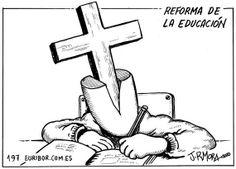... Reforma de la educación.