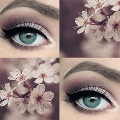 Light Pink Makeup, so cute!