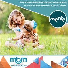 MENTE, Otizm Spektrum Bozukluğuna  sahip çocukların zihinlerini rahatlatmaya yardımcı olan bir cihazdır.  #MBMMedikal #MENTE #otizm #autism #medikal #medical