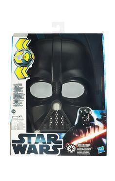 Darth Vader Helm mit Sound #StarWars #StarWarsMask #DarthVaderMask #DarthVader #DarthVaderHelmet