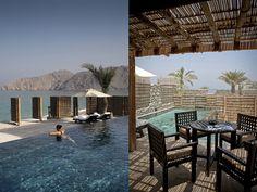 Six Senses Hideaway, Zighy Bay, Oman