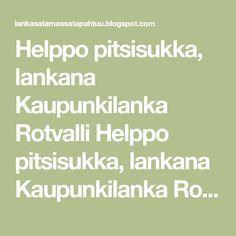Helppo pitsisukka vol II Math, Math Resources, Mathematics