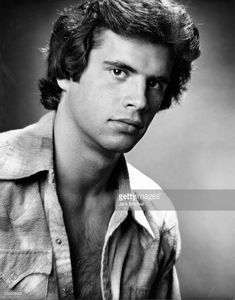 Actor Lorenzo Lamas photographed in 1979.