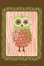 "Fresh Scents Pink Owl ""Perfect For Baby"""
