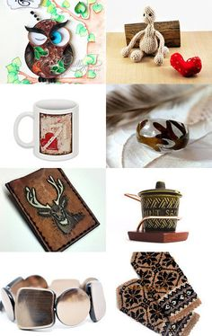 Unique finds 60!! by Patty on Etsy--Pinned with TreasuryPin.com