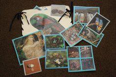 Montessori Bird & Egg activities