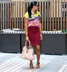 StilettoEsq: Shades of Pink