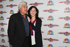 Jay Leno and Mavis Leno attend the premiere of 'Jay Leno's Garage' at Ink 48 on October 7 2015 in New York City