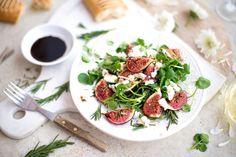 D&D | Roasted fig salad