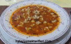 hatay usulü yüksük çorbası nasıl yapılır , yüksük çorbası tarifi