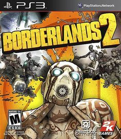 Borderlands 2 - El 1 me encantó, el 2 más de lo mismo.