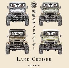 Classic Car News Pics And Videos From Around The World Toyota Cruiser, Toyota Fj40, Toyota Trucks, 4x4 Trucks, Jeep Willis, Land Cruiser 70 Series, Rolls Royce Cars, Best Muscle Cars, Classic Cars