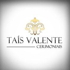 Logomarca: Taís Valente Cerimoniais