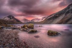 First light at Wastwater by SGrayPhotography on Etsy