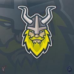 Valhalla on Behance Behance, Valhalla, Viking Logo, Viking Warrior, Crayon Art, West Lake, Sports Logo, Art Logo, Logo Templates