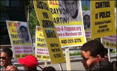 One week after a Florida jury acquitted neighborhood watch volunteer George Zimmerman in the killing of Trayvon Martin, there are demonstrations calling on federal officials to pursue a civil rights lawsuit against Zimmerman.