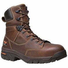 "TIMBERLAND PRO® HELIX 8"" COMP TOE WORK BOOT #87566"