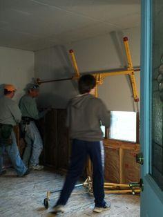 Drywall jack