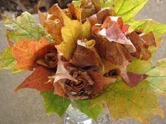 Leaf Flowers :)