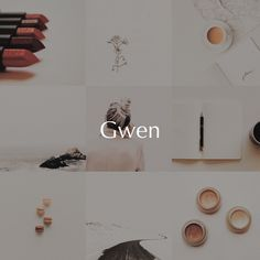 Gwen // name aesthetic