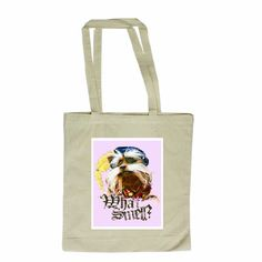 What Smell? #Sir #Didymus #Labyrinth #Movie #Film #Henson #Puppets #Tote #Bag #Fantasy #Bowie www.labyrinthmovie.co.uk