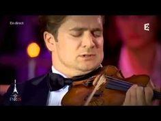 La Méditation de Thaïs - Renaud Capuçon - Le Concert de Paris 14 juillet...