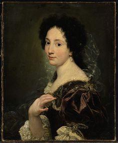 Portrait of a Woman, Gaulli, c.1670s