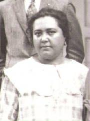 Hawaiian Historian, Mary Kawena Pukui.
