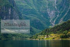 Balestrand, Sogn og Fjordane, Norway - Stock Photos : Masterfile