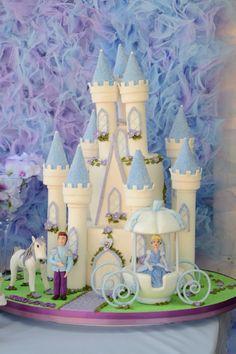 The cake!! invites...#blue #white #lavendar #cindarella #party #classy #fresh #no filter #meringues #birthdayinabox #thecakegenie #cupcakes #dresses #clockstrikesmidnight #glassslippers #cake #castlecake #lavendercake #towers #princecharming #horse #cindarella #icingchariot #pumpkin #biscuits #pumpkinbiscuits #glassslipperbiscuits #chariotbiscuits #pastels #glitter #glass #vases #dressup #cindarelladress #gloves #disney #highbun #personalisedinvites #buttonbiscuits #rosepiping #carrotcake