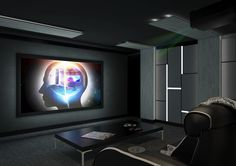BNC Technology - Pytchley Road Home Cinema