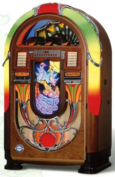 wurlitzer jukeboxes | Wurlitzer jukeboxes from The Jukebox Showroom - Jukeboxes